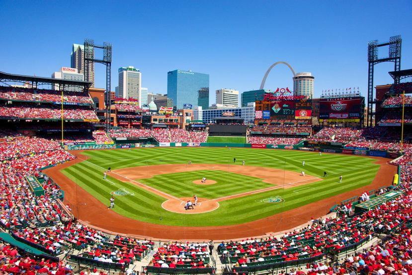 Join us at Busch Stadium August 1-3 for the celebration